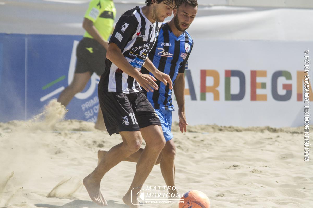 Serie Aon 2019: Il Viareggio conclude a punteggio pieno la prima Tappa, battendo il Pisa BS 5-3