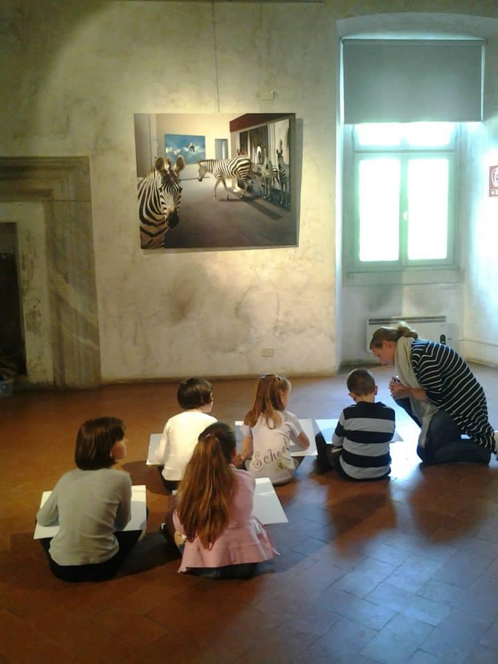 Spazio ai bambini a Palazzo Mediceo