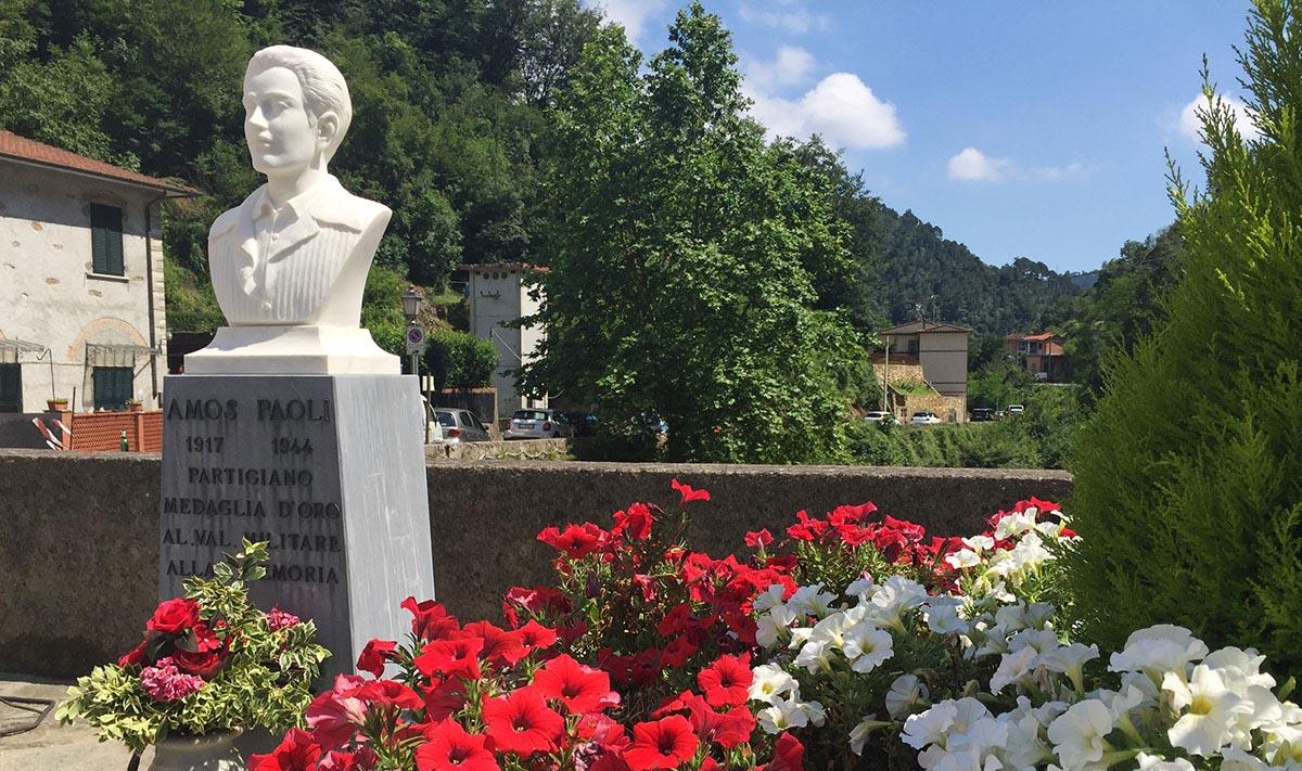 Domenica a Riomagno la commemorazione del partigiano Amos Paoli nel settantacinquesimo anniversario della morte