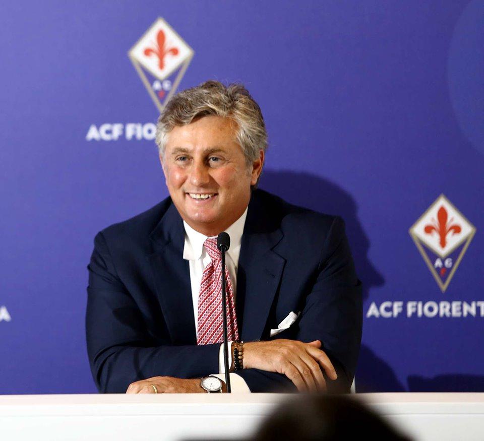 Daniele Pradè è il nuovo Direttore Sportivo della Fiorentina