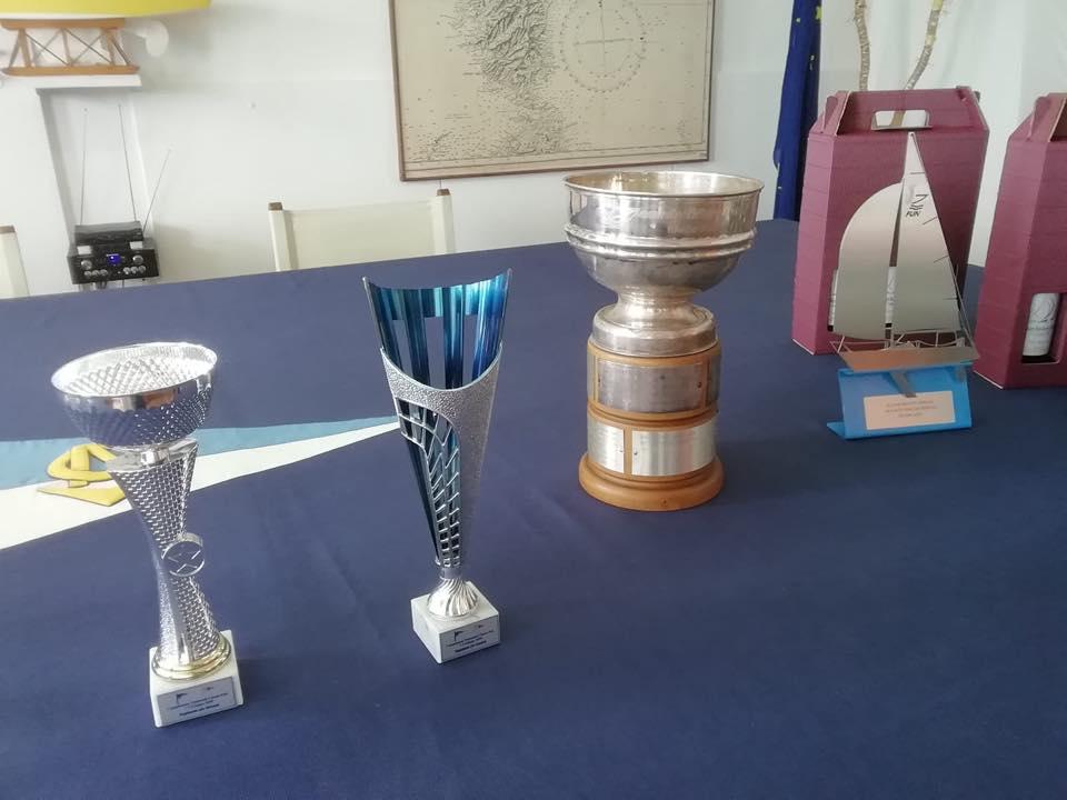 Vela: A Viareggio assegnato il titolo tricolore Fun 2019 a Funky 2 timonato da Lorenzo Carloia e armato da Gabriele Casini