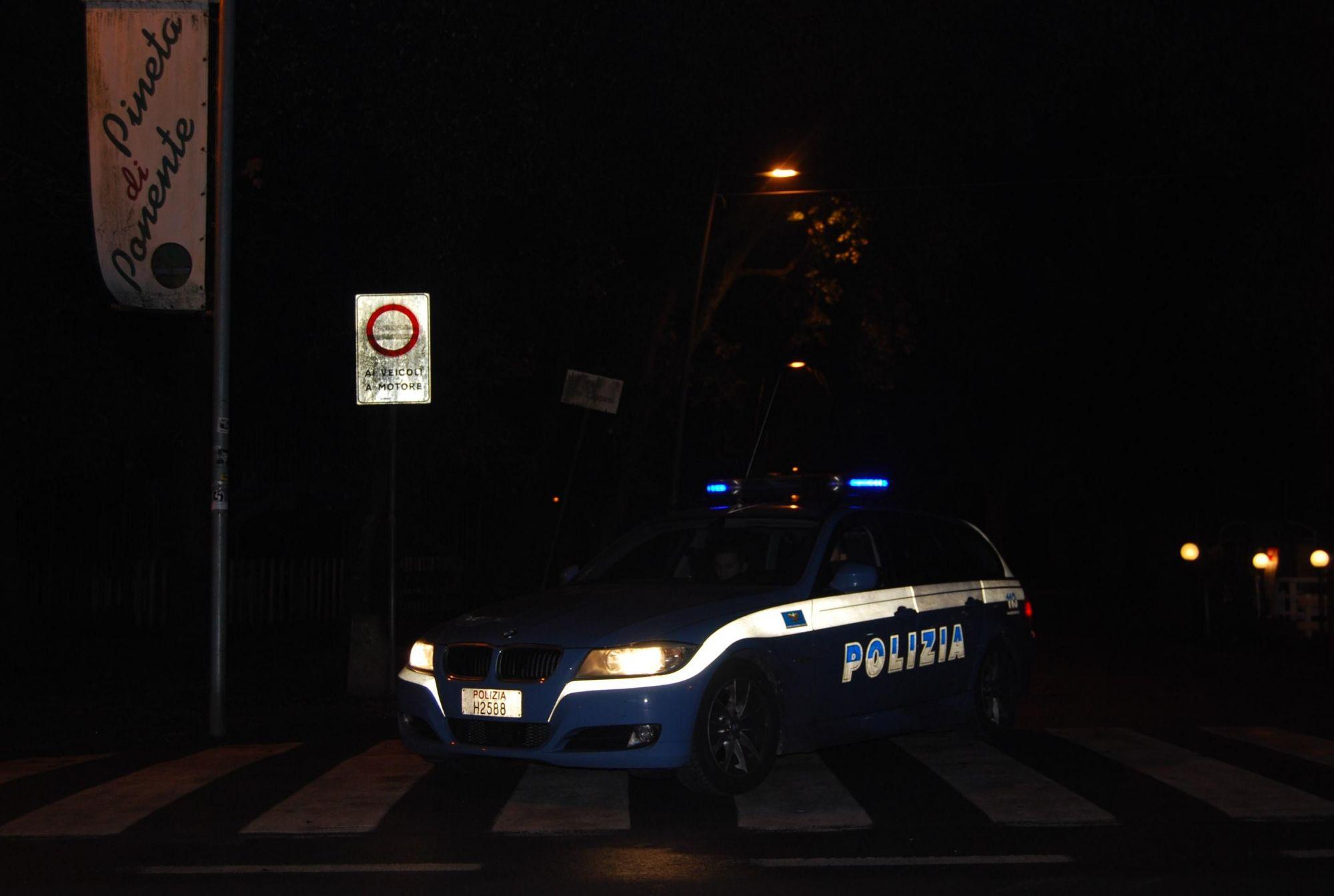 """""""Mi hanno investito"""", ferito a un braccio vicino alla pineta di ponente a Viareggio"""