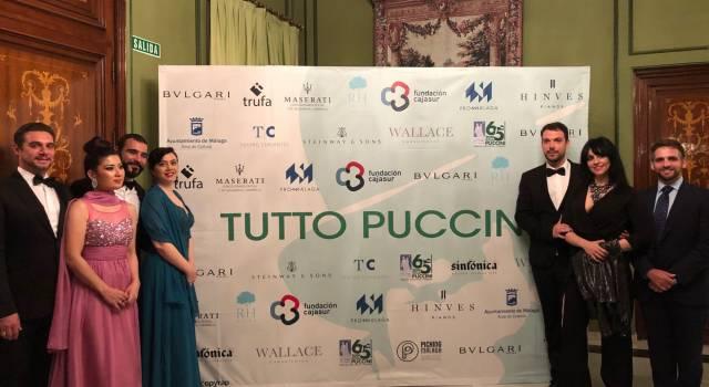 Il Festival Puccini a Malaga: un successo
