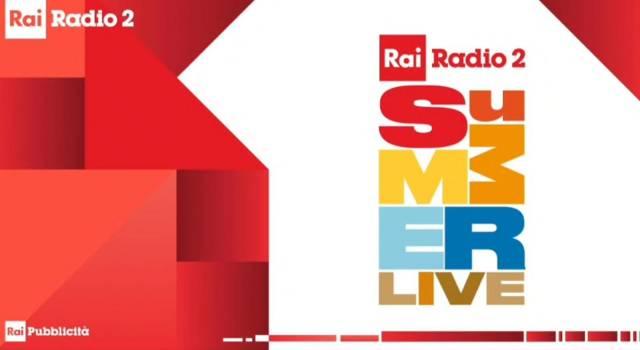 Il Radio2 Summer Live fa tappa a Lido di Camaiore
