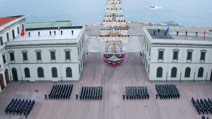 Marina Militare, domani a Livorno l'inaugurazione dell'anno accademico