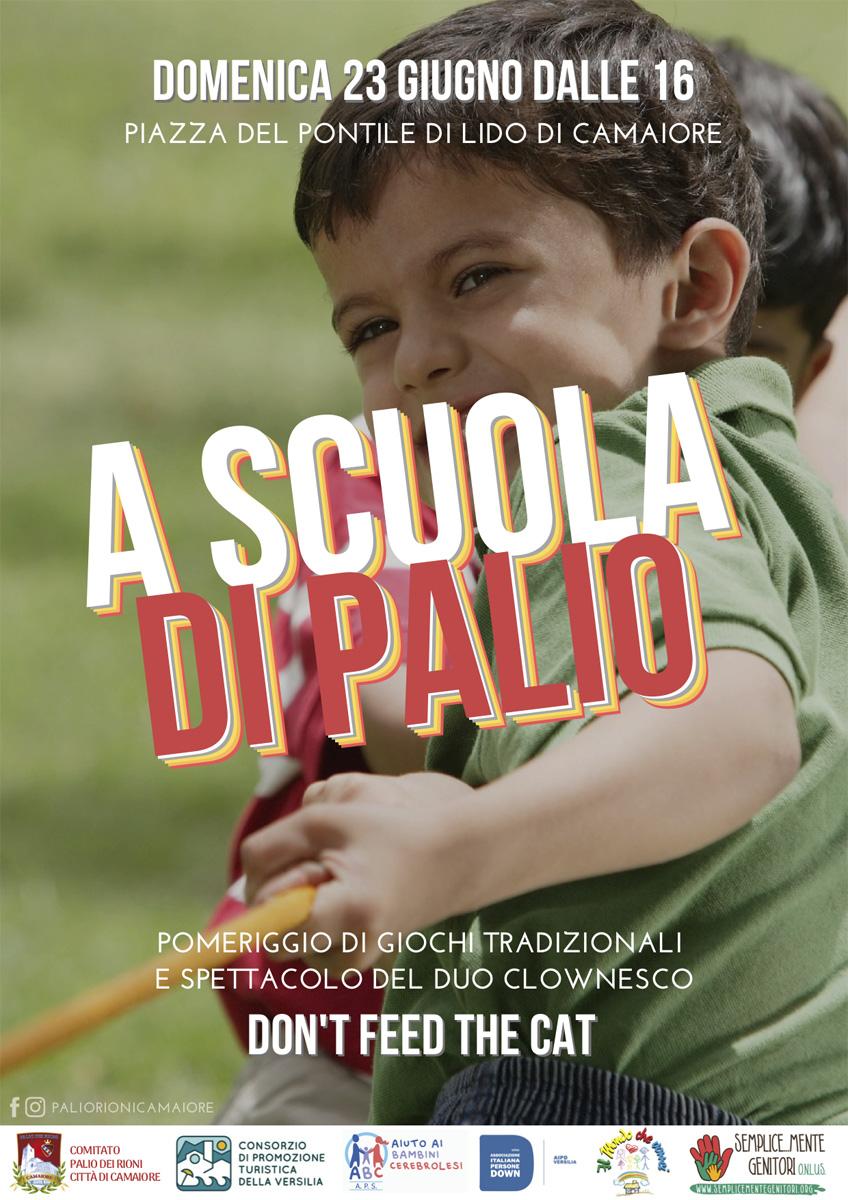 """""""A Scuola di Palio"""", evento finale a Lido di Camaiore"""