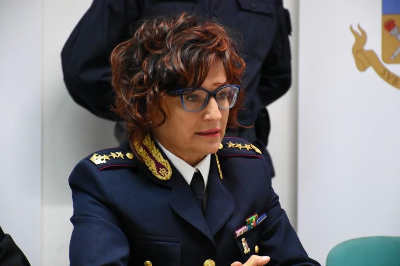 Antonella Chiapparelli è il nuovo vicario della questura di Massa Carrara
