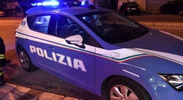 Polizia volante notte