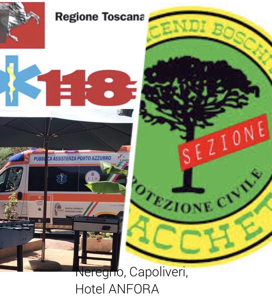 Si infortuna all'Elba, il grazie per l'ottimo coordinamento al 118 Versilia e Livorno di Paola Balestri