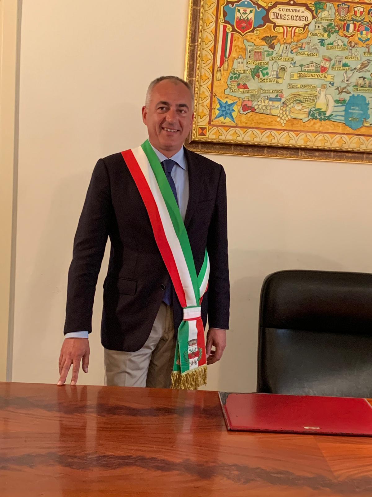 """Il sindaco di Massarosa Alberto Coluccini ospite a """"Sulla Costa dell'Onda"""""""