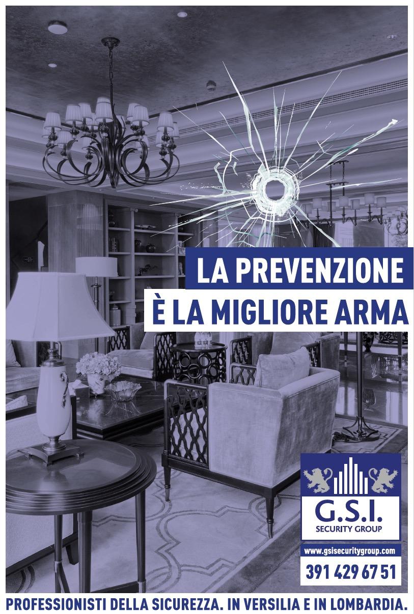 Sicurezza urbana, in Versilia aumenta la presenza della vigilanza privata