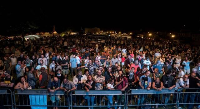 Oltre 10 mila presenze al Seravezza Blues Festival