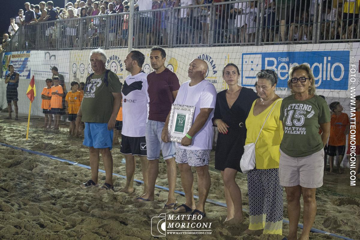 """Brambilla's Gladiators vince per la seconda volta il """"Memorial Matteo Valenti"""""""
