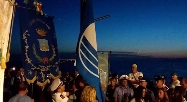 Bandiera Blu, al Forte la cerimonia