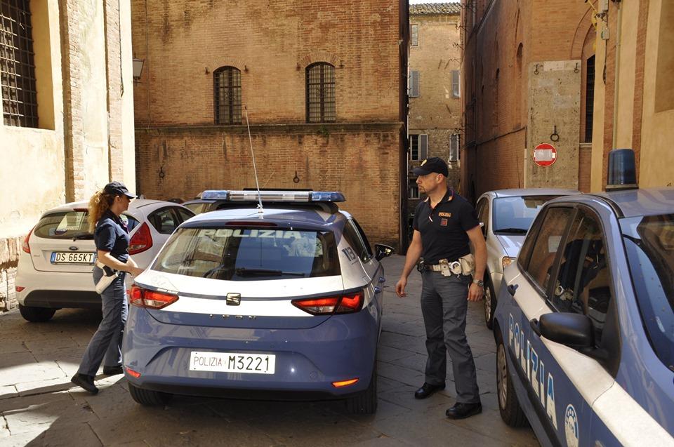 Rissa tra commercianti, interviene la Polizia
