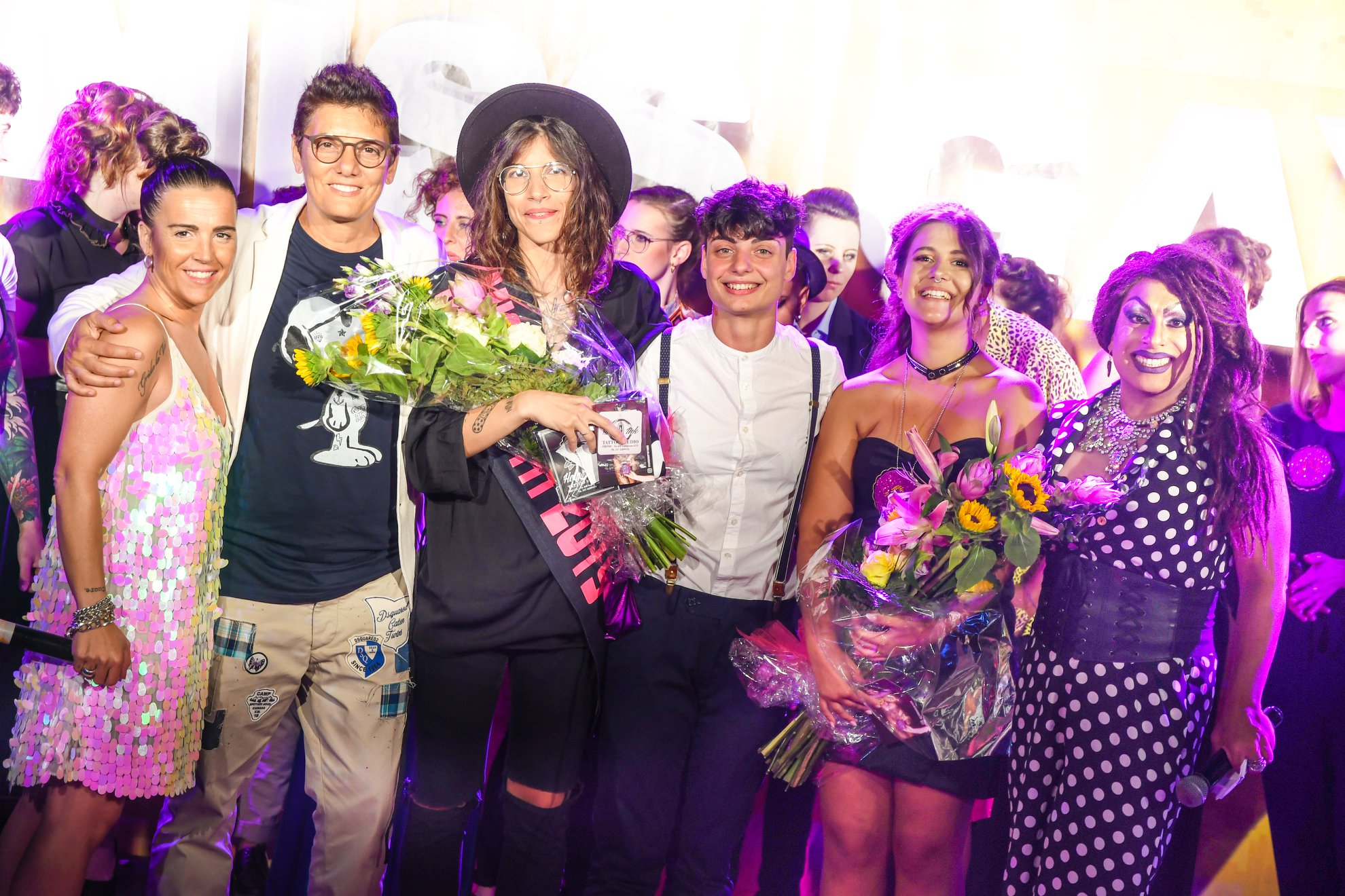 E' Silvia Guerrini Miss Gaya 2019