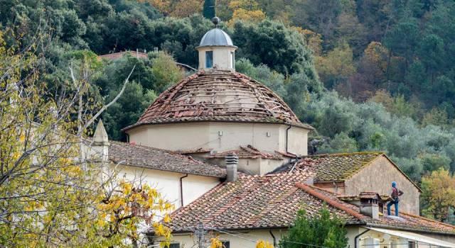 Capezzano Monte rivede la sua cupola