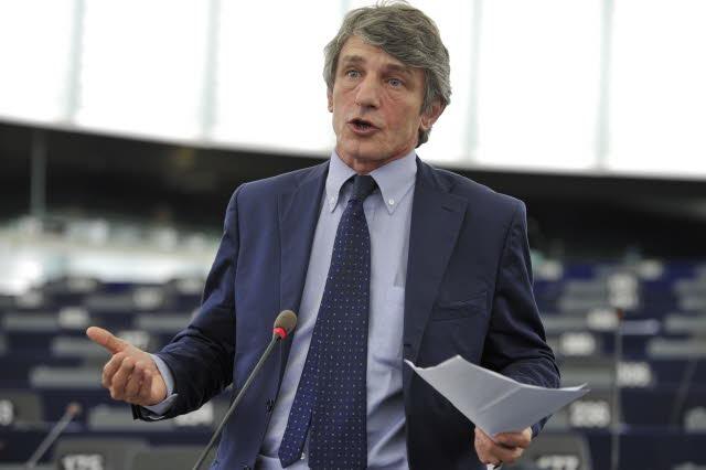 David Sassoli alla presidenza del Parlamento europeo: la soddisfazione del Pd Versilia