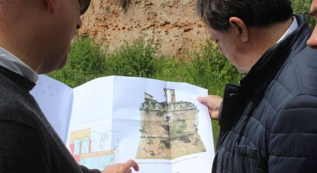 Cultura, al lavoro per recuperare la Torre Beltrame