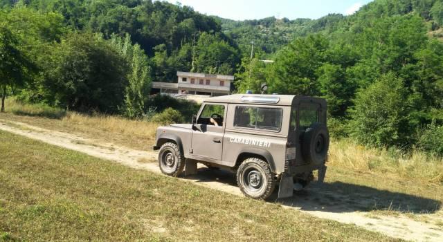 Colti da malore e soccorsi dai Carabinieri Forestali