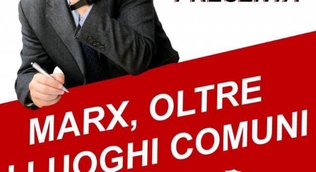 """""""Marx oltre i luoghi comuni"""", oggi a Viareggio il libro di Paolo Ferrero"""