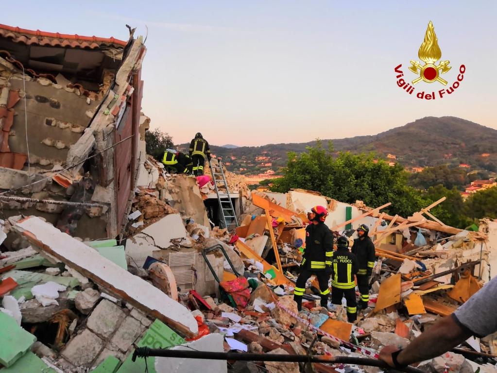 Esplosione all'Elba, il bilancio delle vittime sale a 3: morto nella notte l'anziano ustionato