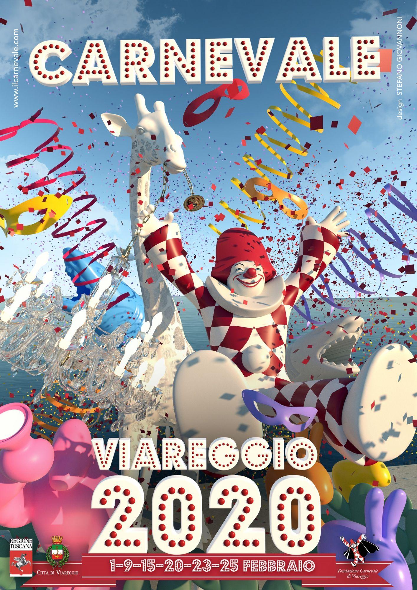 Piu' fondi al Carnevale di Viareggio nella legge di bilancio
