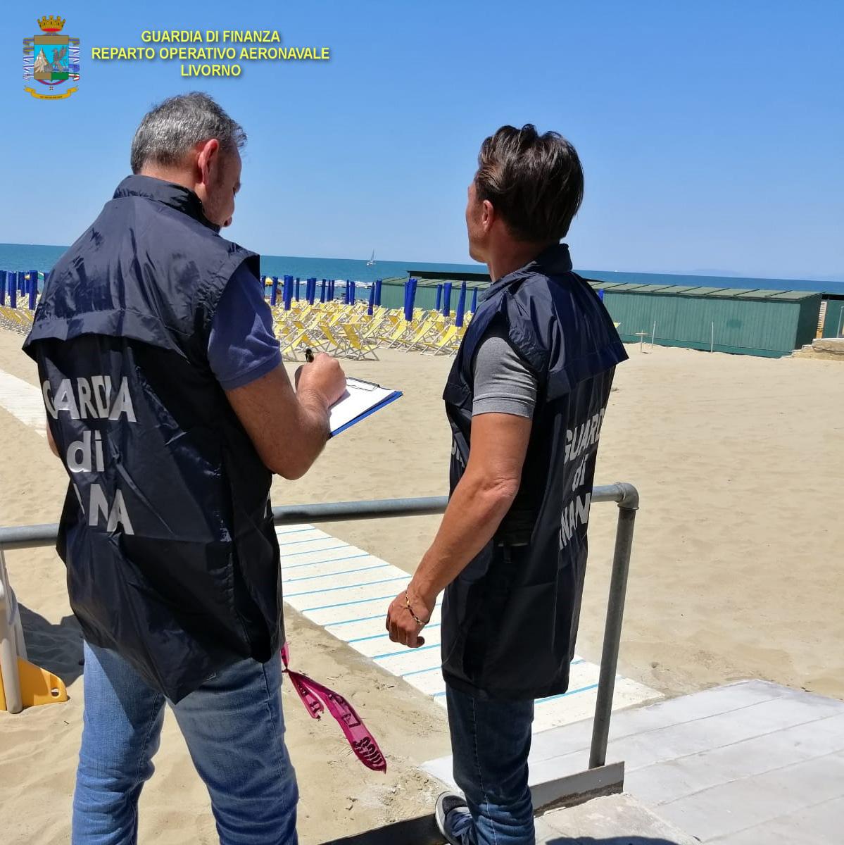 Stabilimento balneare evade tributi per oltre 111mila euro