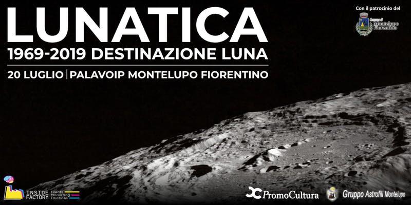 Appuntamento a Montelupo Fiorentino per celebrare i 50 anni dallo sbarco sulla Luna