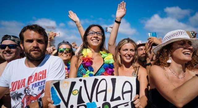 Jova Beach Party, a Viareggio la festa più bella dell'estate: foto e video