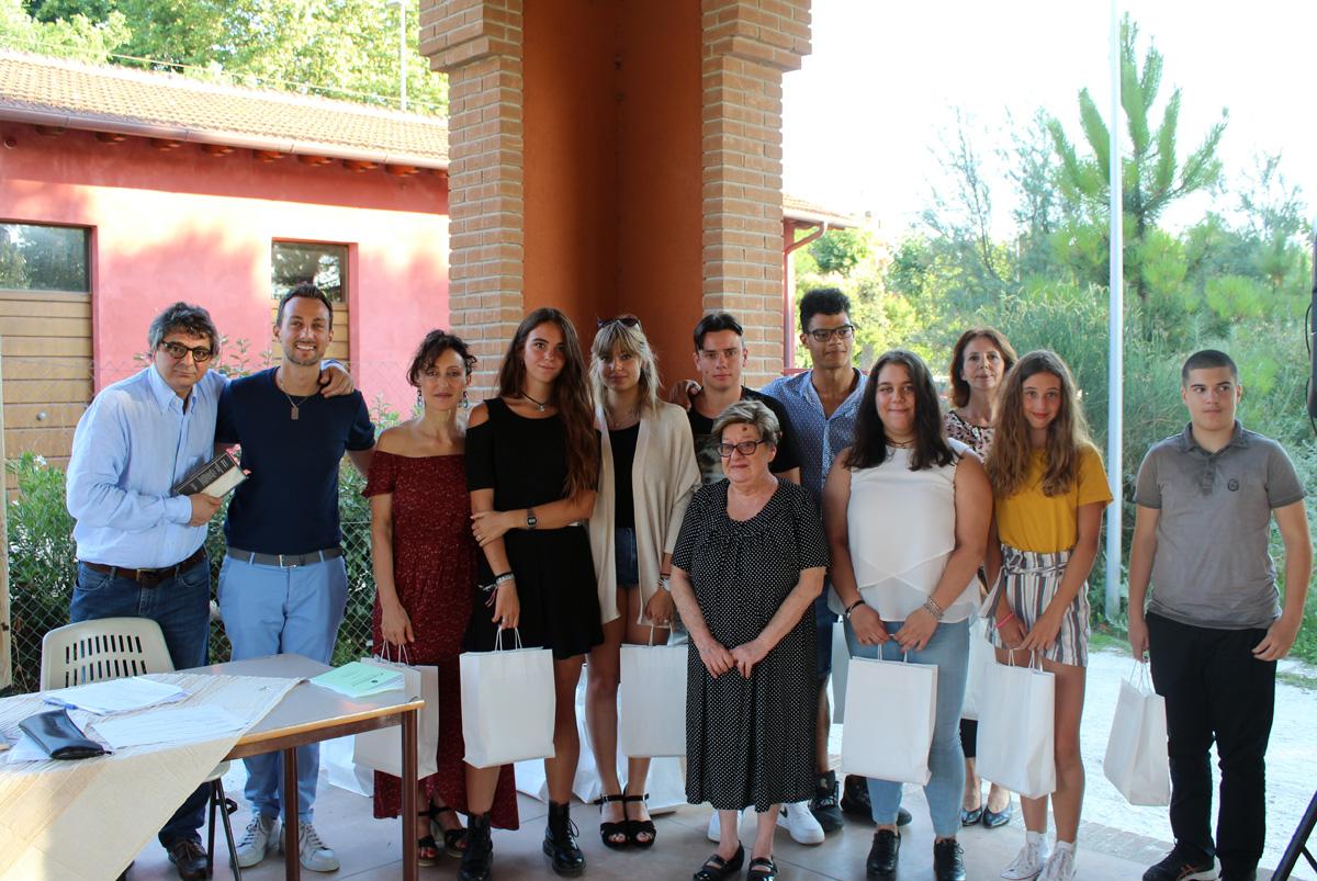 XXXI Premio Letterario Camaiore – Francesco Belluomini