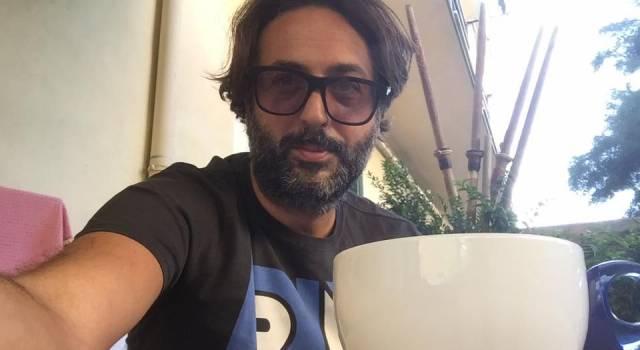 """Simone Innocenti e """"Vani d'ombra"""" alla libreria La Vela"""