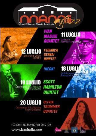 In Garfagnana un lungo week end all'insegna della musica jazz