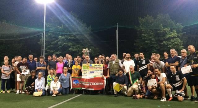 Uniti contro la Sla, al torneo raccolti 3mila euro