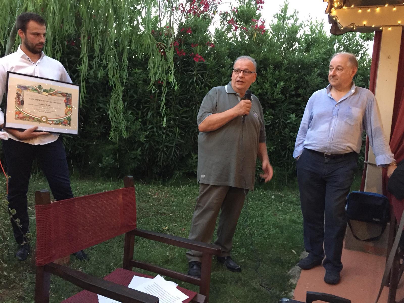 L'Accademia italiana della Cucina premia il salumificio Triglia