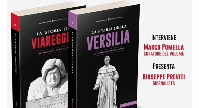 Al bagno Conchiglia si racconta la storia di Viareggio e della Versilia