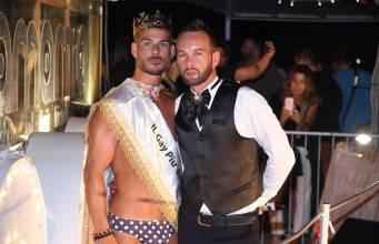 elezione gay più bello d'Italia