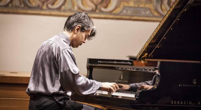 Il talento del pianista Pietro de Maria a Pieve Elici