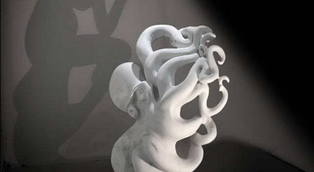 Arte: Philippe Delenseigne a Pietrasanta