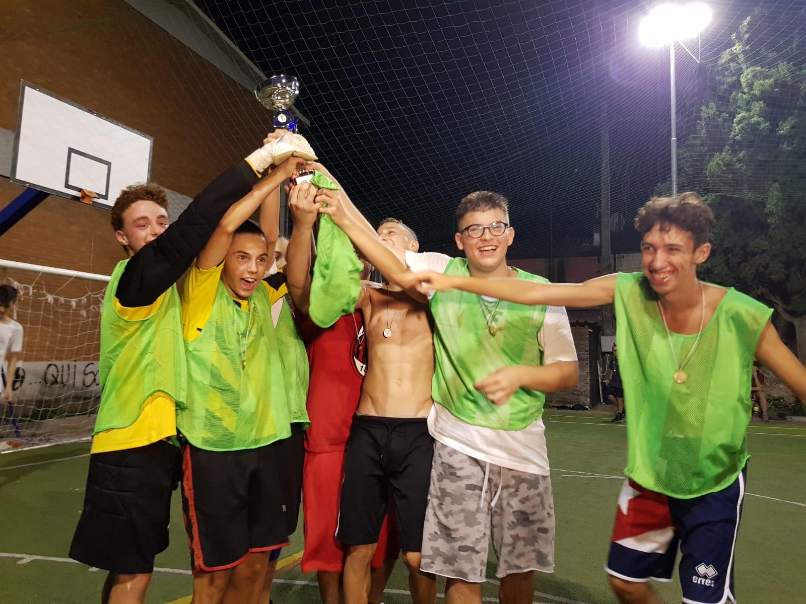 Il Goat FC si aggiudica la Coppa Il più e il meglio
