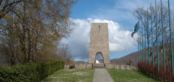 Raduno per la Pace a Sant'Anna di Stazzema