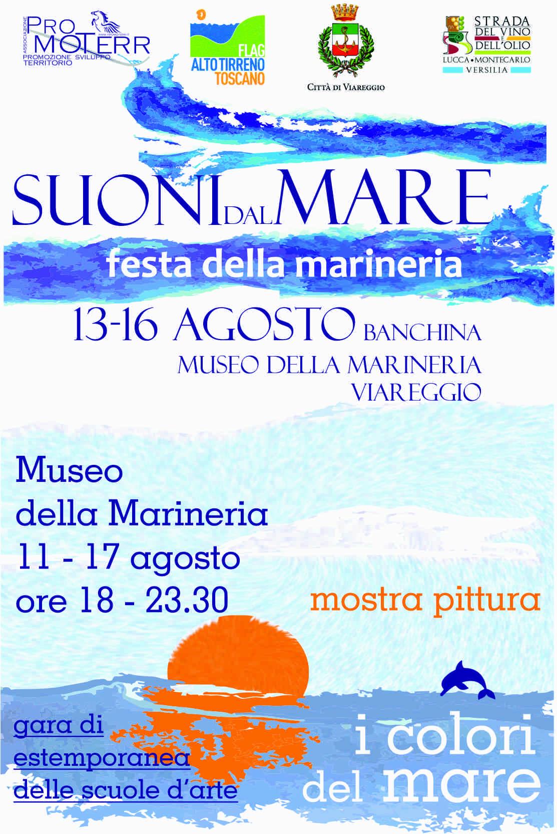 I colori del Mare : mostra di pittura al Museo della Marineria