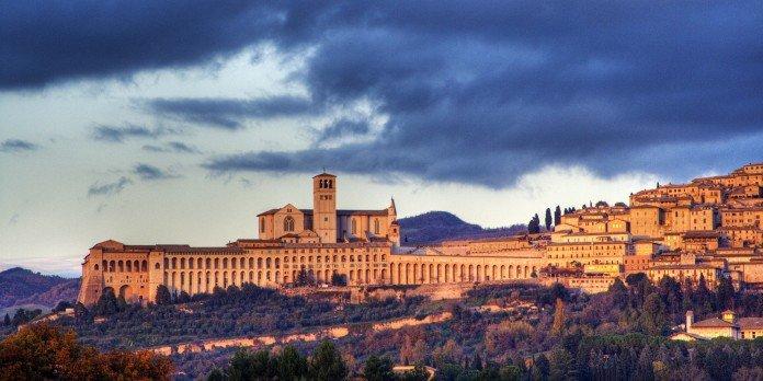 In pellegrinaggio ad Assisi con la Diocesi di Lucca