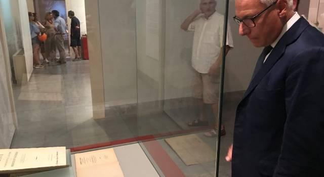 «Napoleone Bonaparte. Mito e Leggenda a Villa Paolina», inaugurata la mostra