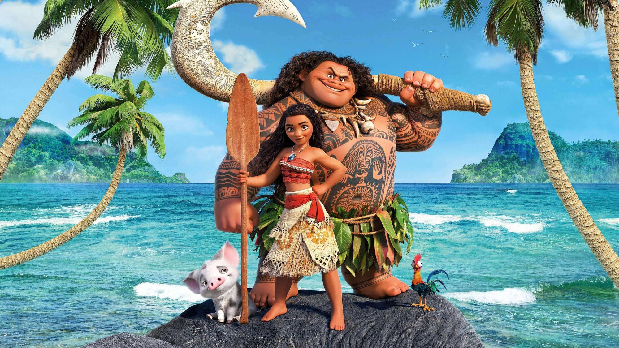 """Cinema (gratis) al bagno Marisa con """"Oceania"""""""