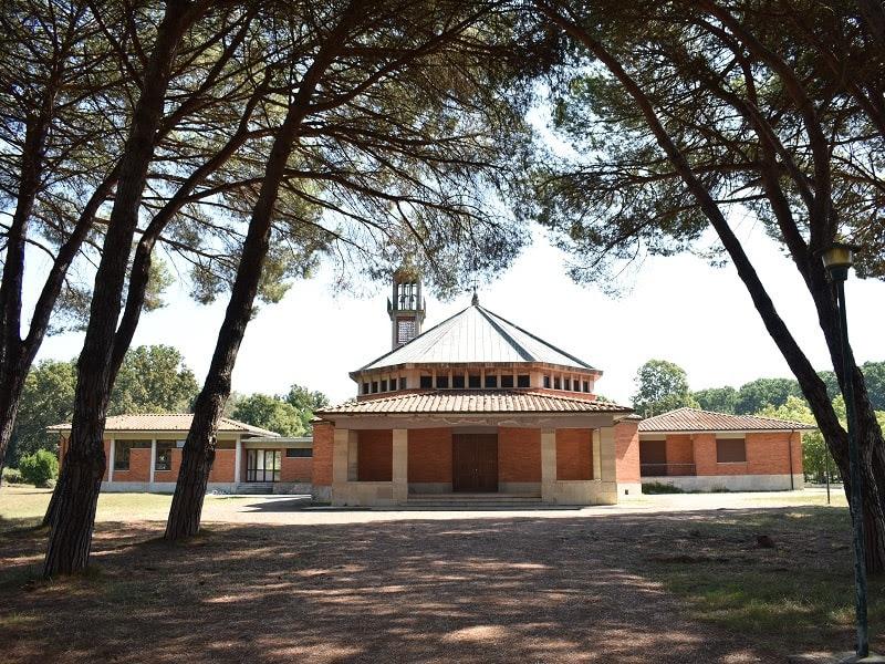Parco di San Rossore, riapre la chiesa di San Lussorio a Cascine Nuove
