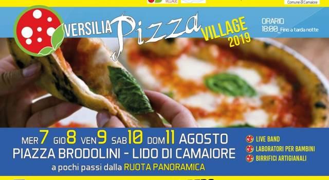Versilia Pizza Village, appuntamento a Lido di Camaiore dal 7 all'11 agosto