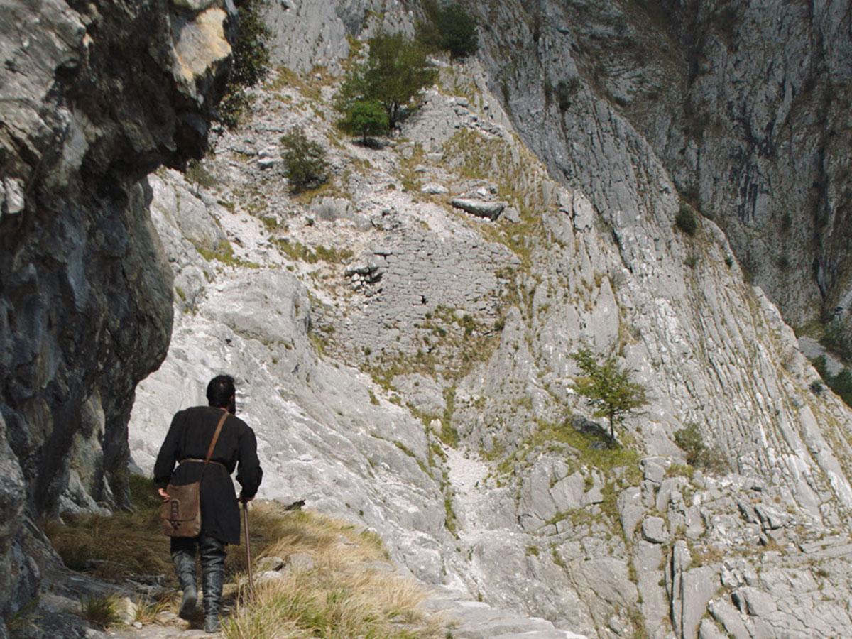 Esce il film di Andrey Konchalovsky sulla vita di Michelangelo girato anche nelle storiche cave Henraux del monte Altissimo