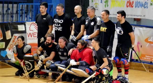Parte Taca Latina, torneo mondiale di Hockey per veterani