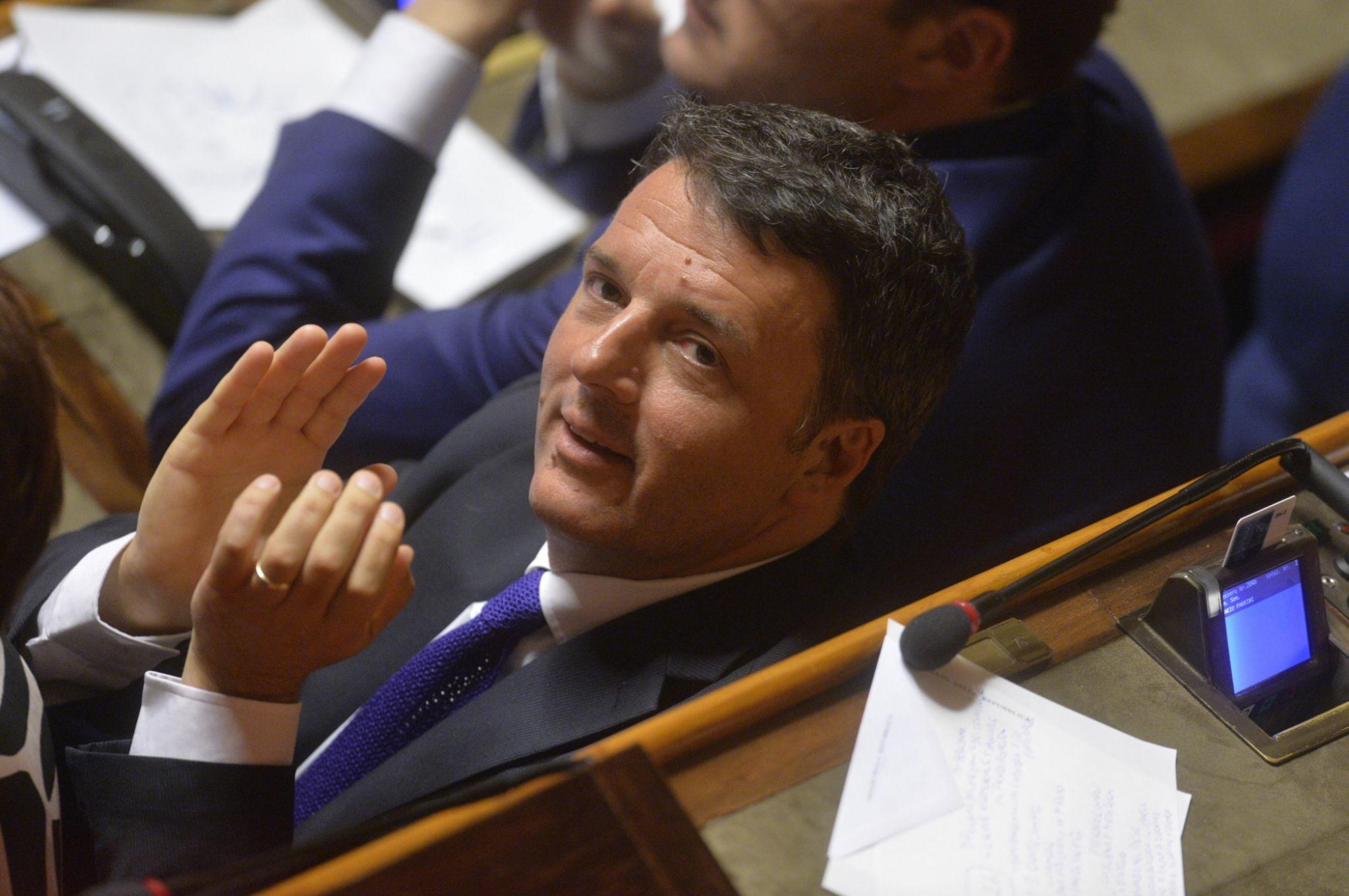 """Matteo Renzi lascia il Pd: """"Una casa nuova, per fare politica in modo diverso"""""""